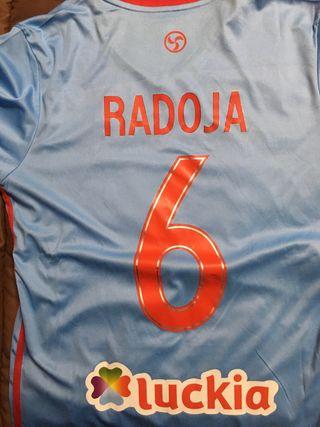 Camiseta Celta Radoja 2017-2018