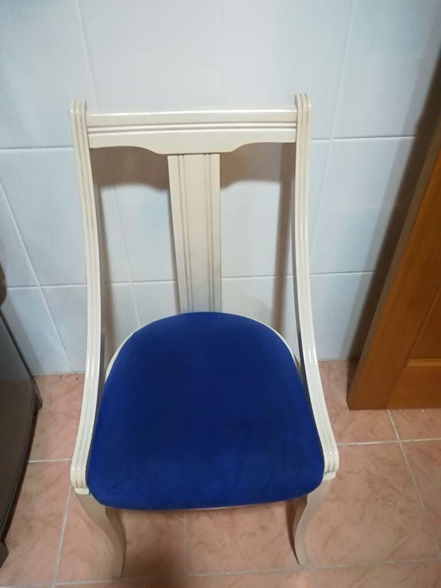 CHOLLO!!!! sillas madera maziza