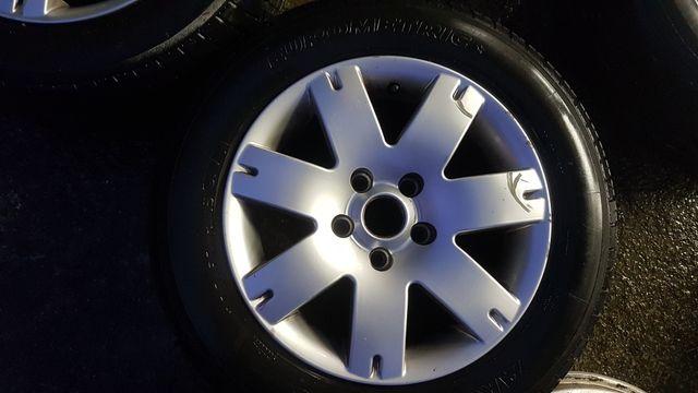 """4 Llantas aleacion ligera Volkswagen 15"""""""