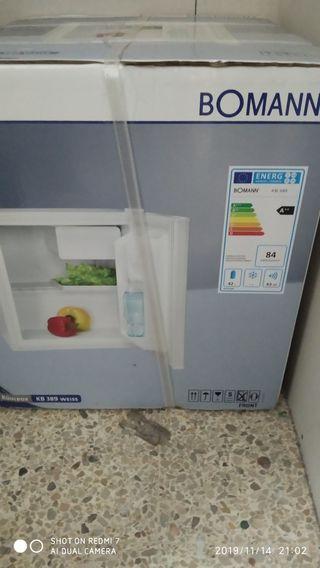 nevera mini con congelador