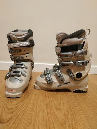 Botas esquí Salomon Evolution 7.0 mujer