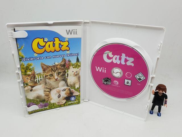 CATZ Wii