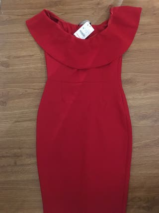 Vestido Zara M