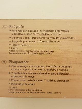 Pirógrafo