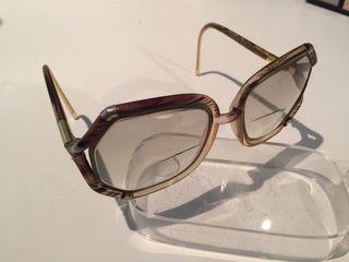 Gafas de sol vintage años 70 Ted Lapidus