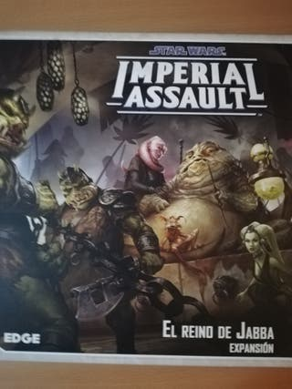 IMPERIAL ASSAULT REINO DE JABA
