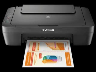 fotocopia tinta Canon