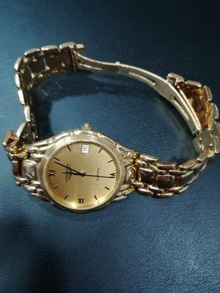 reloj de oro longines