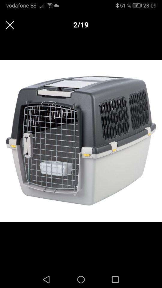 Transportin Gulliver Trixie IATA para perros