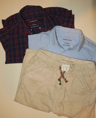 Conjunto de ropa de niño