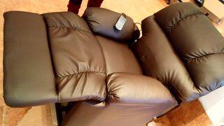 sillon relax de masaje nuevo