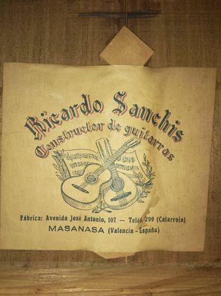 Ricardo Sanchís.