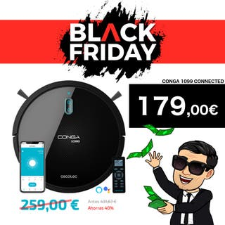 Black Friday Conga connected 1099