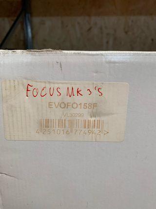 Muelles Ford Focus MK 3,5