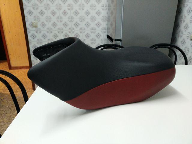 asiento delantero bmw r1200gs