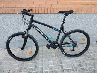 bicicleta de montaña Rockrider Btwin 340