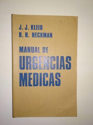 MANUAL DE URGENCIAS MEDICAS LIBRO MEDICINA