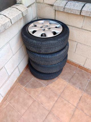 ruedas 15 pulgadas