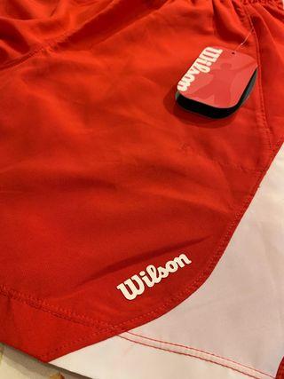 WILSON - Pantalón corto L (12 años) - SIN ESTRENAR