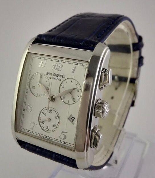 Reloj Raymond Weil caballero