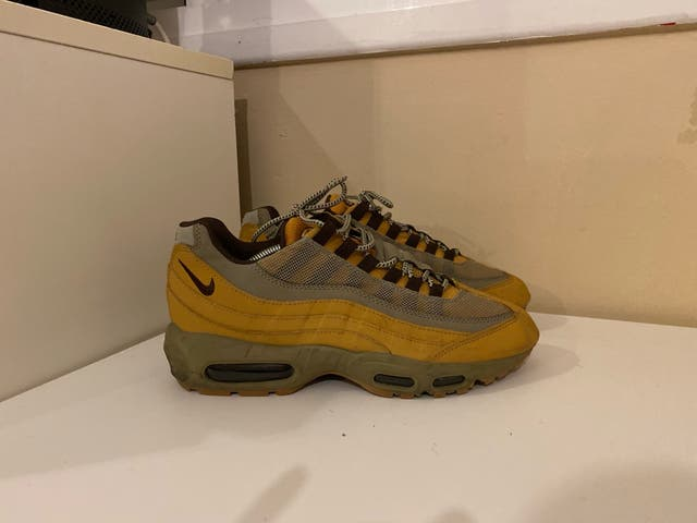 Nike Air Max 95 prm Wheat
