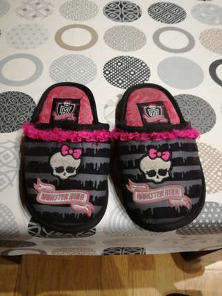 zapatillas de Monster high