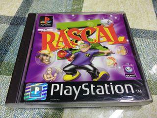 Rascal Pal España completo Ps1 Psx