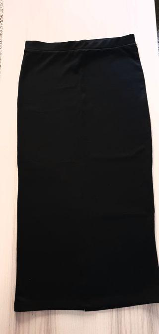 Falda de tubo Stradivarius nueva