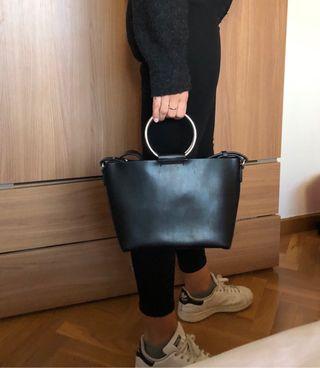 Bolso nuevo de Zara.