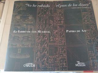 PAPIRO DE ANI EL LIBRO DE LOS MUERTOS CM EDITORES