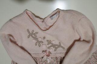 Vestido niña 6 meses