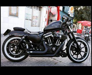 Vendo Harley Davidson sporster Iron 883