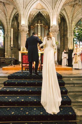 Abrigo de novia