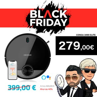 Black friday Conga 3490 ELITE