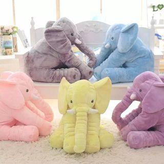 Peluche de elefante