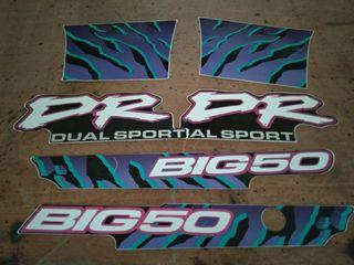 vinilos suzuki dr big 50