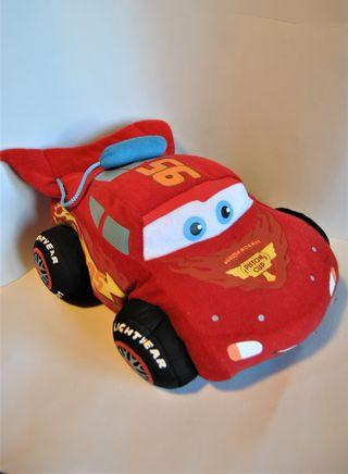 Cars rayo Macqueen peluche Disney