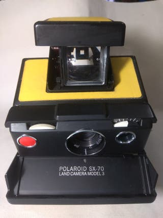 Polaroid SX 70 Land Camera Model 3