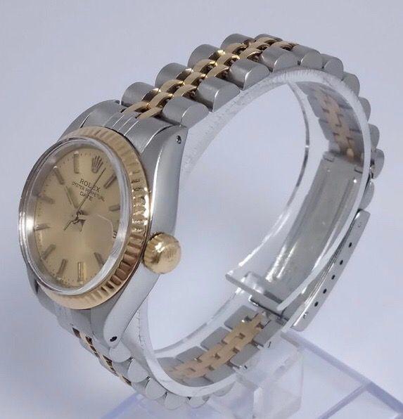 Reloj Rolex Oyster Perpetual Date