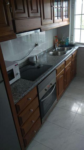 Mueble De Cocina De Segunda Mano En La Provincia De Lugo En
