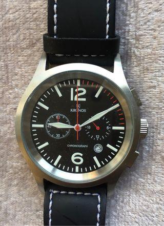Reloj cronometro Kronos