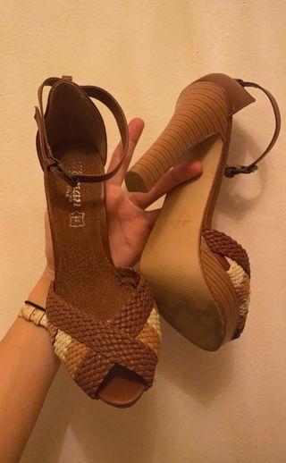Zapatos sandalias tacón Marypaz