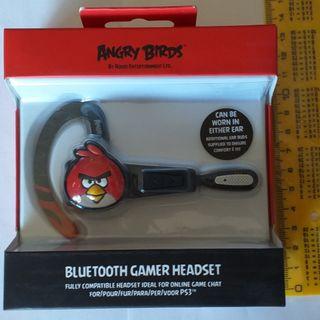 Auricular Bluetooth para PS3 Angry Birds