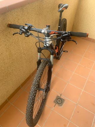 Bicicleta Ktm Aera Pro 29 2018
