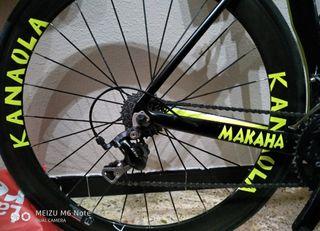 Bicicleta Kanaola makaha full carbon