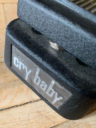 Dunlop Crybaby GCB95 wah pedal