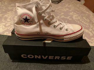 Zapatillas Converse All Star (sin usar)