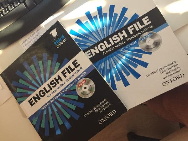 Libro English File EOI A2