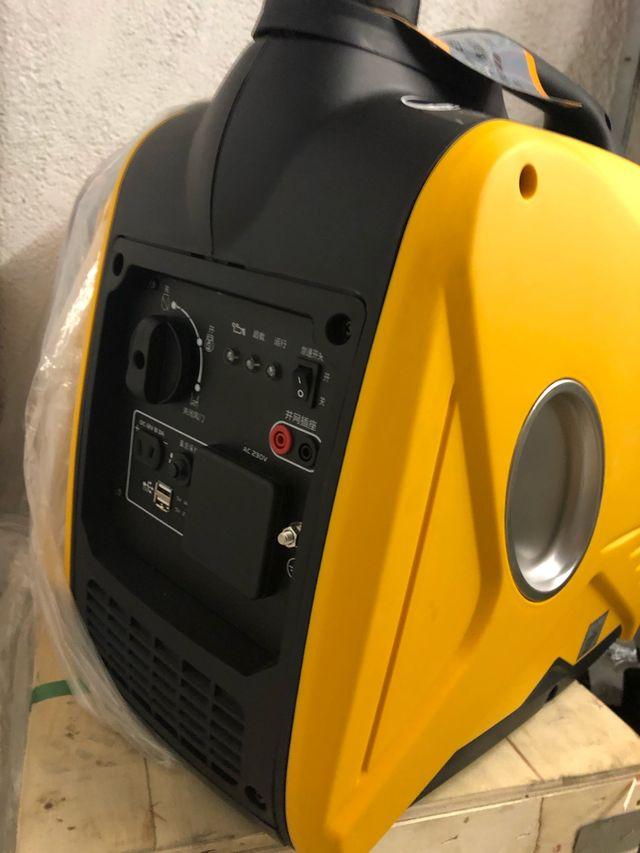 Brand new generator (1.5KwH)