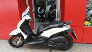 PIAGGIO BEVERLY 125cc, 2014, 13500 KMS. scotter +